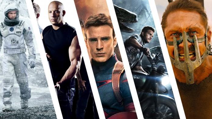 Films piratés 2015