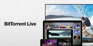 BitTorrent p2p live TV