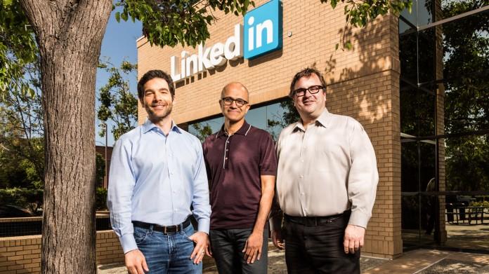 Microsoft achète LinkedIn