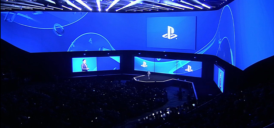 Sony playstation conférence