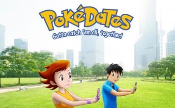 PokéDates rencontres sur Pokémon Go