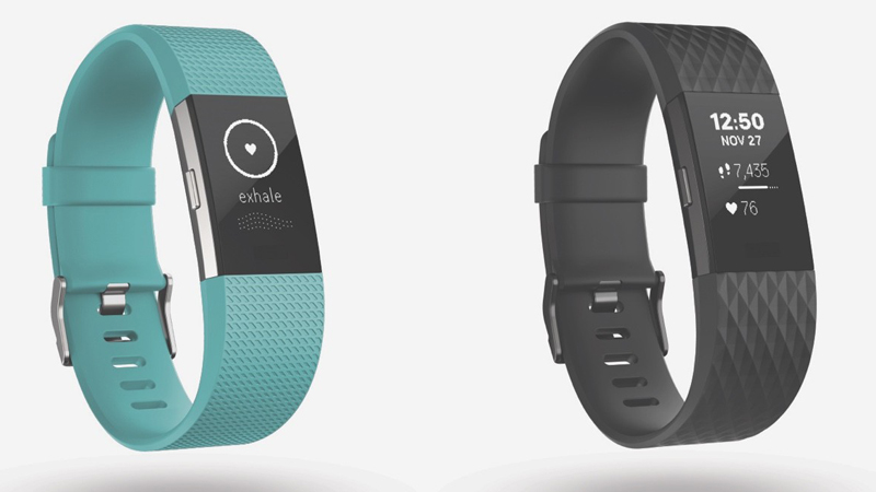 Fitbit Flex 2 et Charge 2