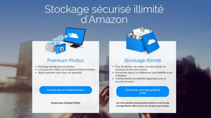 Amazon Drive cloud