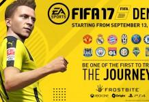 Télécharger FIFA 17 démo