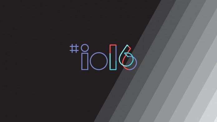 io16 Google Keynote live