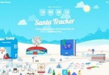 Google Santa tracker 2016