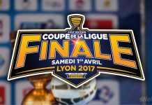 Finale de la Coupe de la Ligue 2017