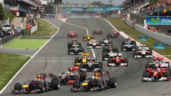 GP F1 Australie live