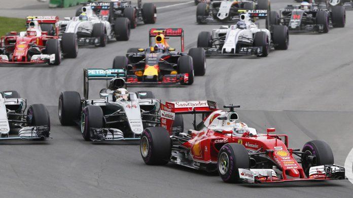 GP F1 Europe live