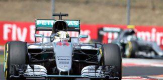 GP F1 Hongrie live