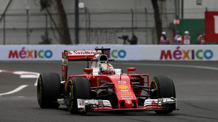 GP F1 Mexique live