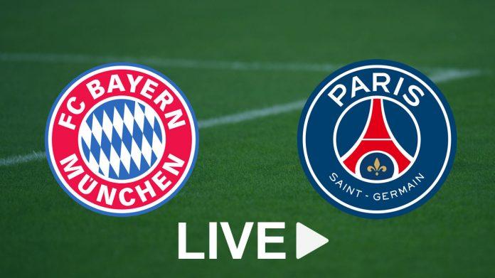Bayern Munich - PSG live streaming