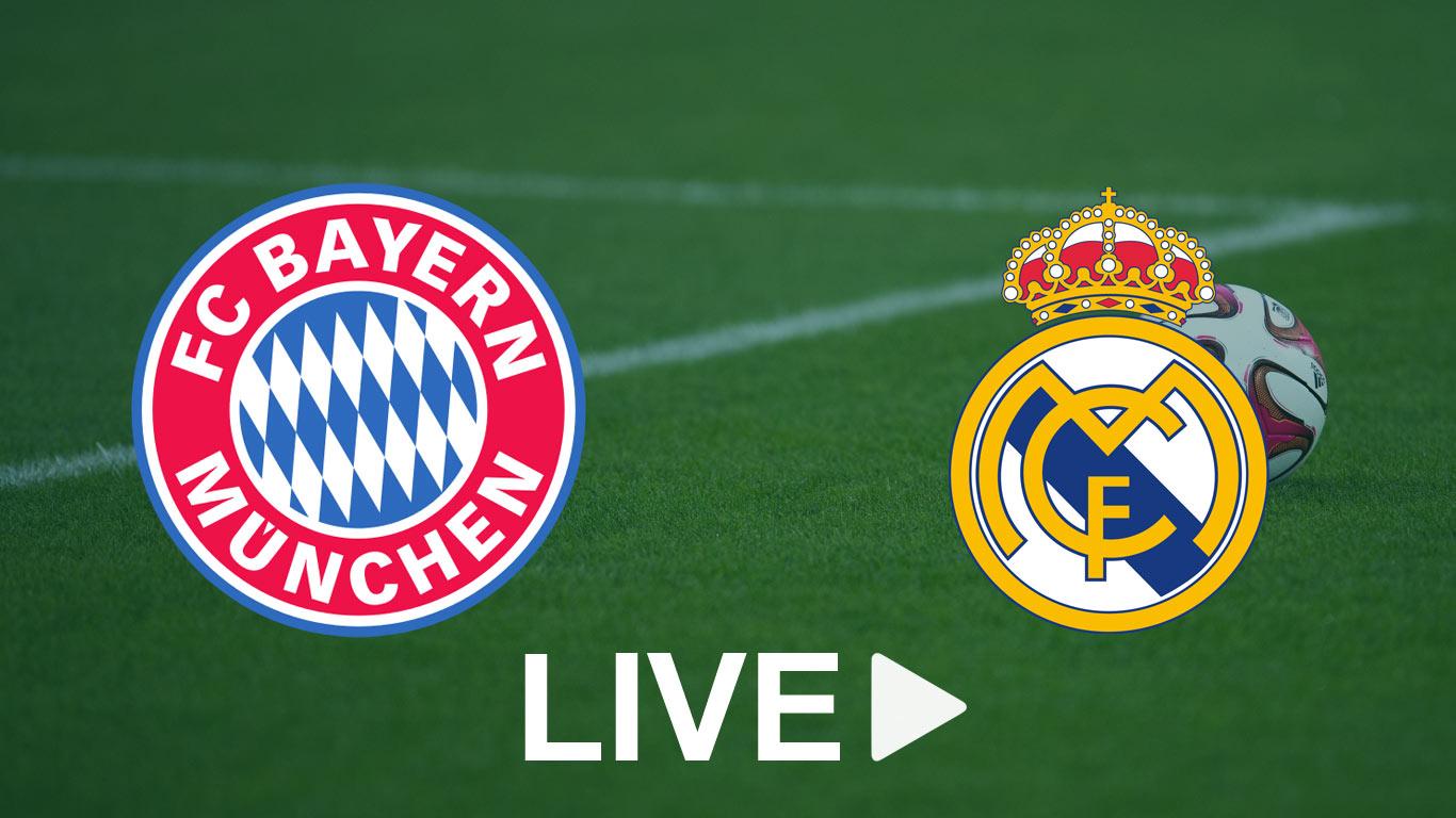 Bayern Real Streaming