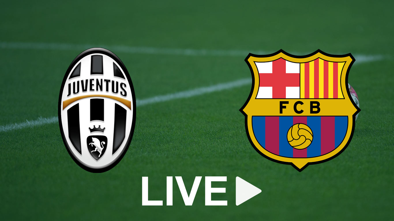 Regarder le match Juventus - Barca en live streaming (11 avril 2017)