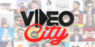 Video City Paris billet