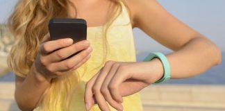 Bracelet connecté Fitbit