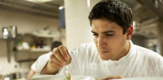 Meilleur restaurant français Mauro Colagreco