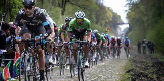 Paris Roubaix en direct