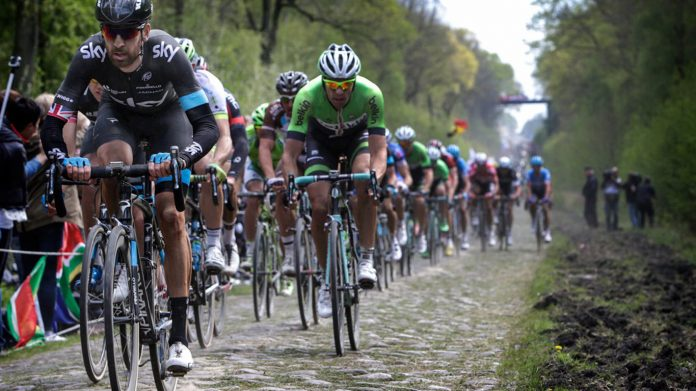 Paris Roubaix en direct