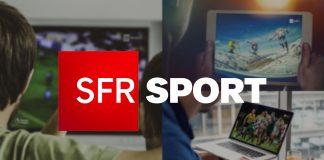 SFR Sport live