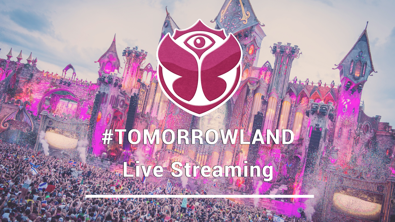 Tomorrowland 2017 streaming