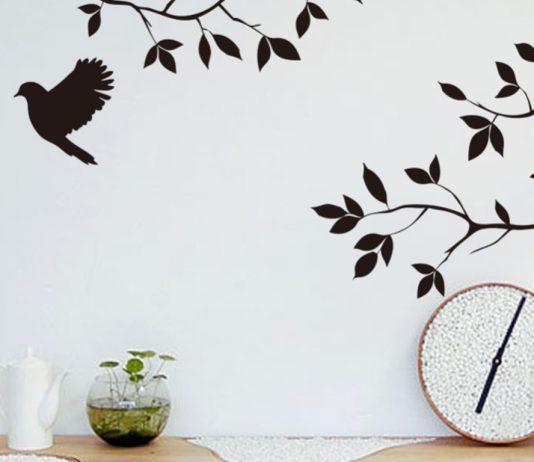 Sticker de décoration maison