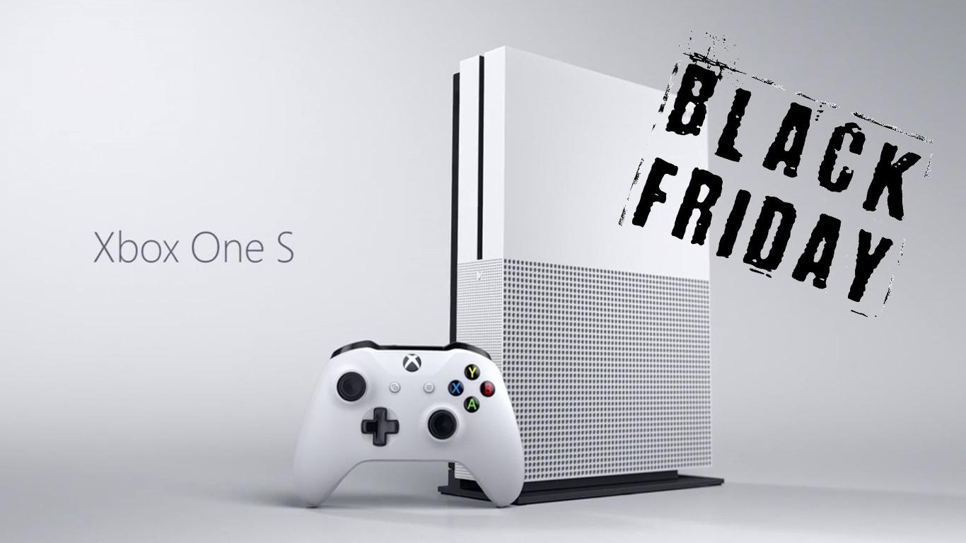 Black Friday 2017 : Les offres sur la Xbox One