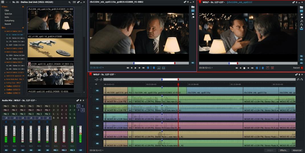 Logiciel de montage vidéo gratuit Lightworks