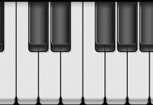 Piano virtuel en ligne gratuit avec clavier azerty