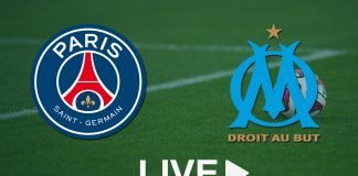 PSG / OM en live streaming