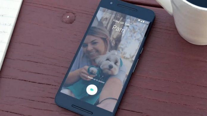 Google Duo, le Facetime Android