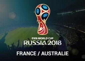 France / Australie en direct