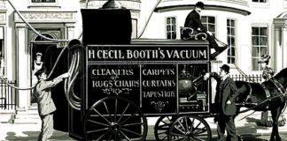 Premier aspirateur, Hubert Cecil Booth inventeur