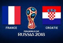 Finale France / Croatie en live streaming