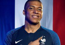Maillot de l'équipe de France 2 étoiles