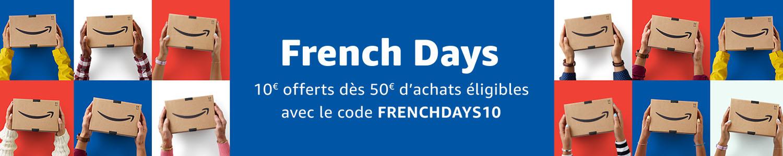 Frenchs Days Amazon