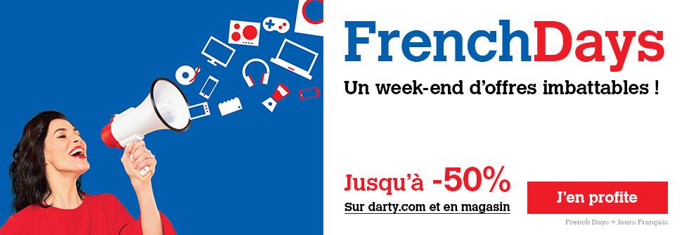 French Days Darty