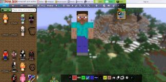 Minecraft novaskin