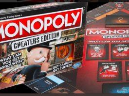 Edition Monopoly Tricheur