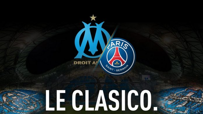 OM PSG match de foot
