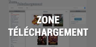 Nouveau lien Zone téléchargement