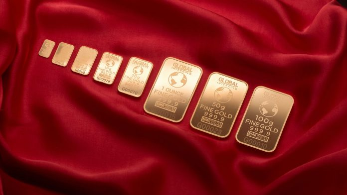Acheter de l'or physique