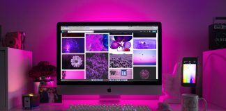 Site web design